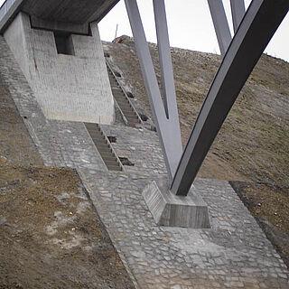 Brückenfeiler