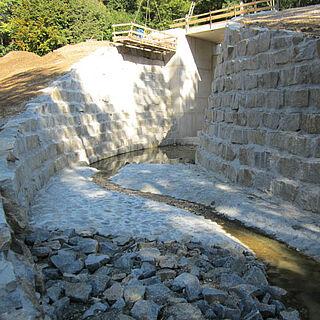 Hochwasserschutz Griesbach